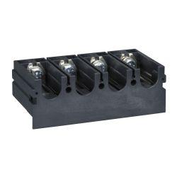 Schneider Electric LV430554 M8 Snap-In /Écrous pour NSX160-250 Disjoncteur Pack de 12